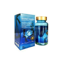 Glutax 70000Gm Marine White Softgels