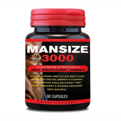 MANSIZE 3000 Male Enhancement Formula