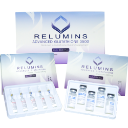 Authentic Relumins 3500mg Glutathione