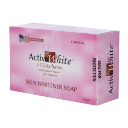 Active White L Glutathione Skin Whitening Soap