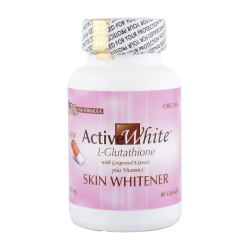 Active White L Glutathione Skin Whitening pills