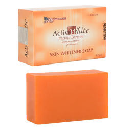 Active White Papaya Skin Whitening Soap