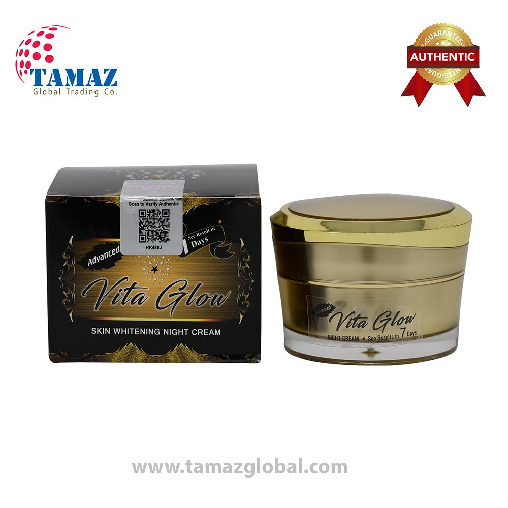 Advance Vita Glow Skin Whitening Cream