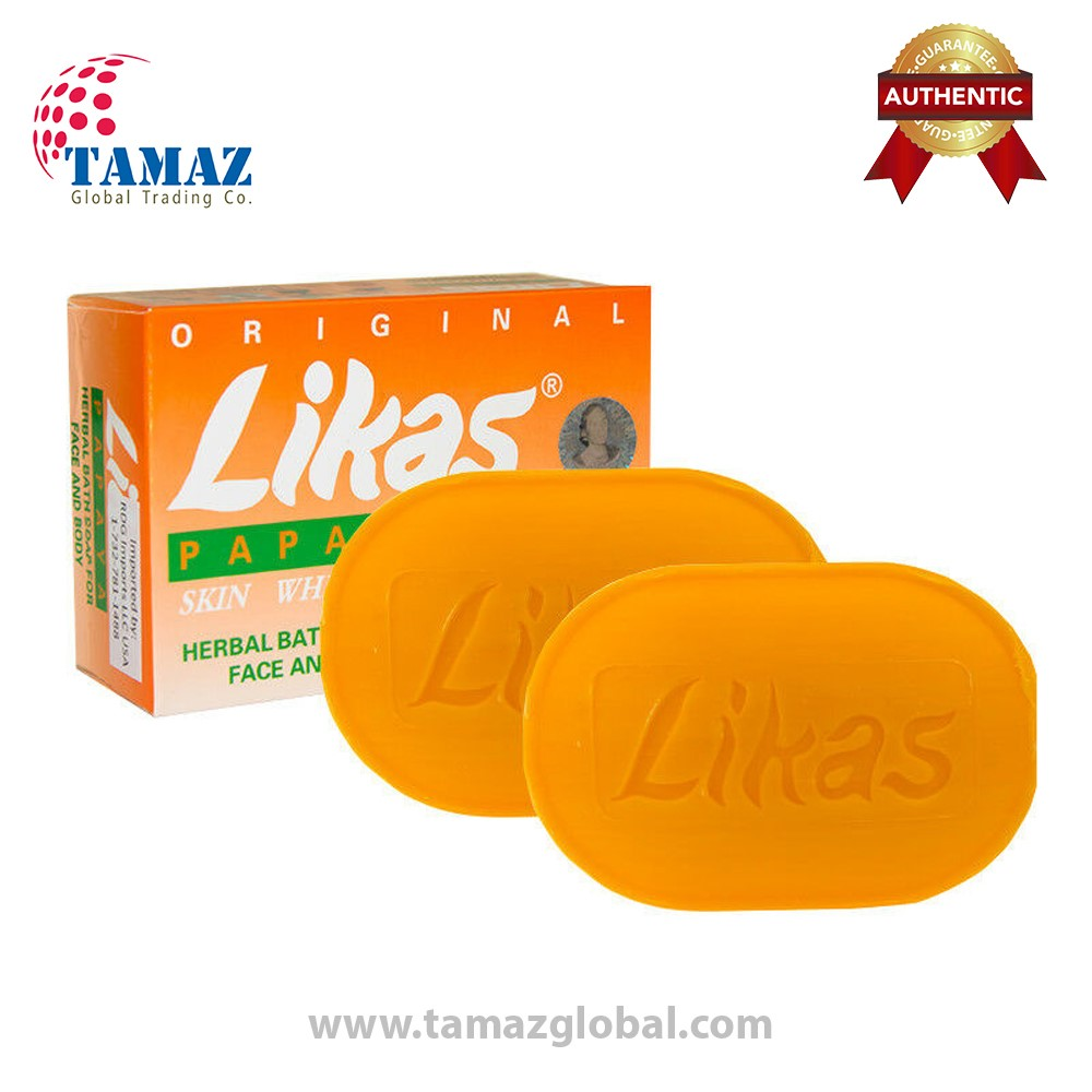 Likas Papaya Skin Whitening Soap