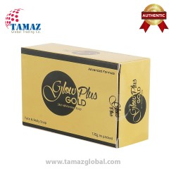 Glow Plus Gold Skin whitening Soap