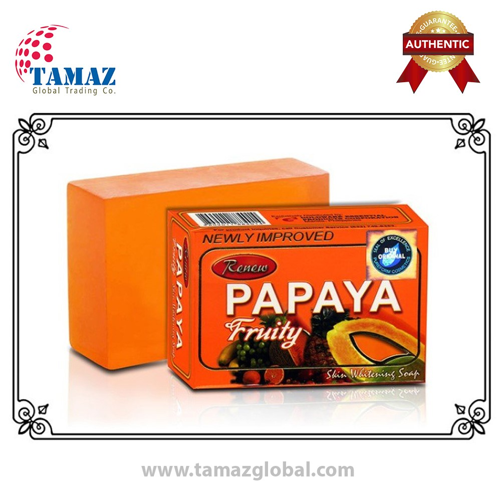 Renew Papaya Soap