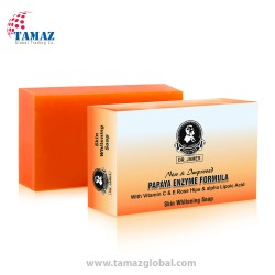 Dr James Papaya Enzyme Skin Whitening Soap