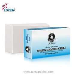 Dr James Glutathione Skin Whitening Soap