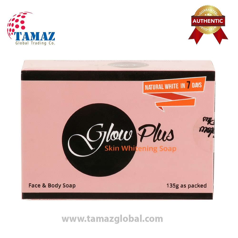 Glow Plus Skin whitening Soap