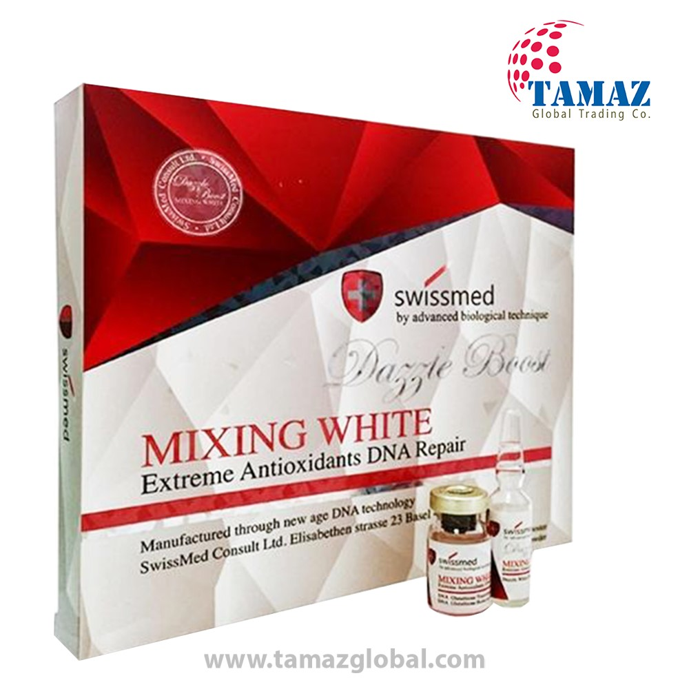 Mixing White Extreme Antioxidant DNA Repair