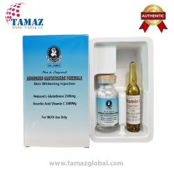 Dr James Glutathione 1500mg Skin Whitening Injections